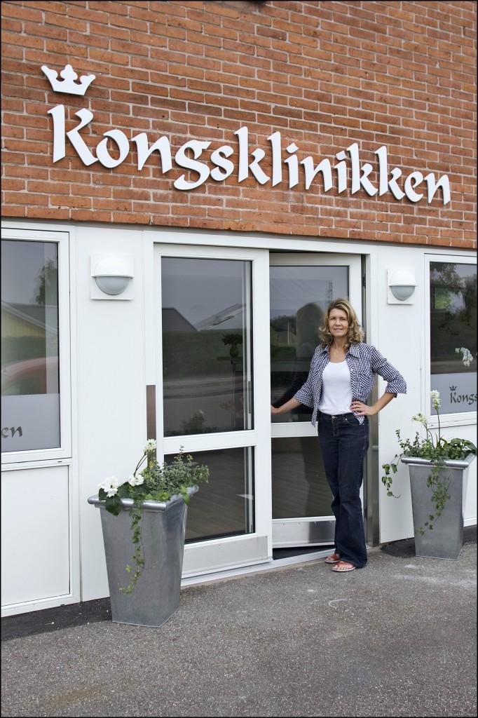 Christine Lodberg - Kongsklinikken